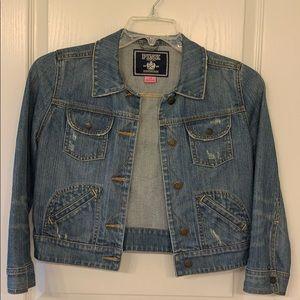 Victoria's Secret PINK denim jacket